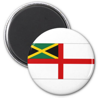 Jamaica Naval Ensign Magnets