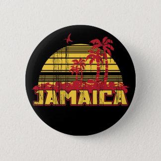 Jamaica Paradise 6 Cm Round Badge