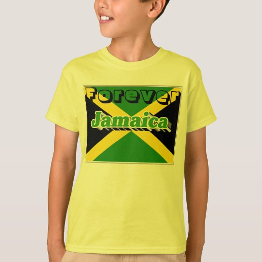 jamaica patriot kids t-shirts