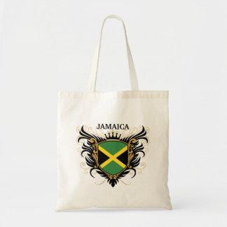 Jamaica [personalize] budget tote bag