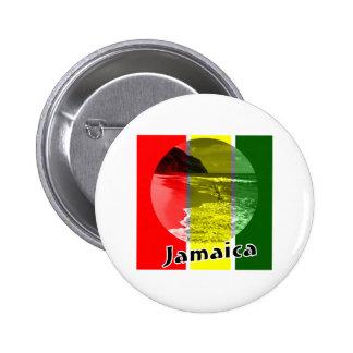 Jamaica Pinback Buttons