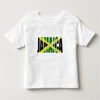 Jamaica plus flag toddler T-Shirt