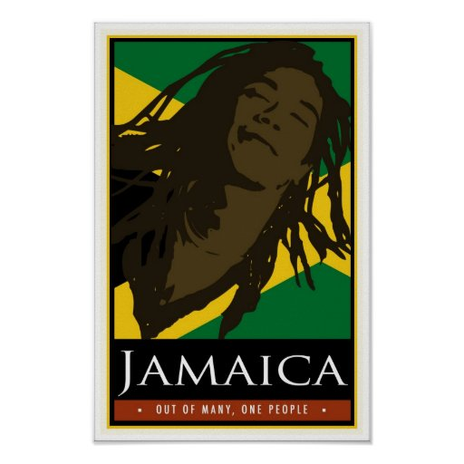 Jamaica Print