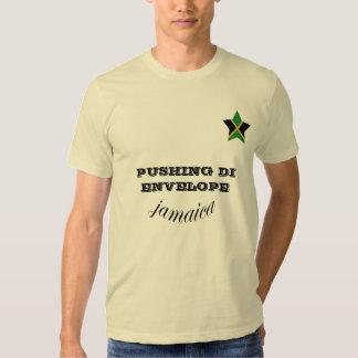 """Jamaica """"Pushing di Envelope"""" T-shirt"""