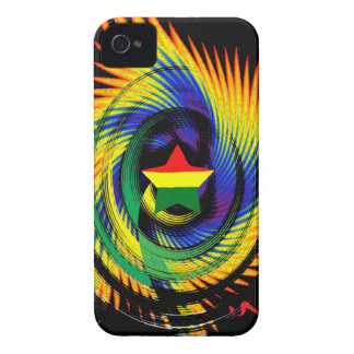Jamaica Rasta Blackberry Protective Case iPhone 4 Covers