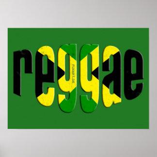 jamaica reggae poster