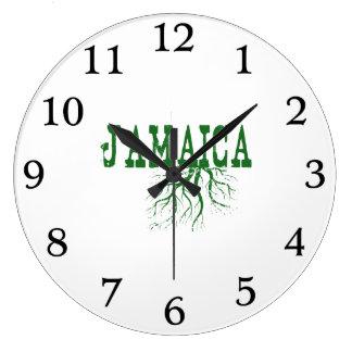 Jamaica Roots Wall Clocks