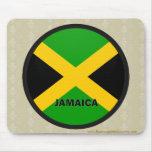 Jamaica Roundel quality Flag Mousemats