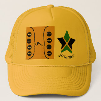 Jamaica Selecta Mesh Hat