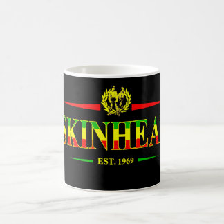 Jamaica Skinhead 1969 Coffee Mug