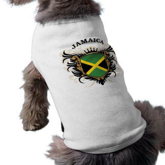 Jamaica Sleeveless Dog Shirt
