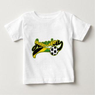 Jamaica Soccer Baby T-Shirt
