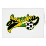 Jamaica Soccer Cards