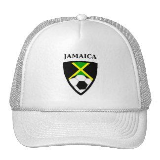Jamaica Soccer Trucker Hat