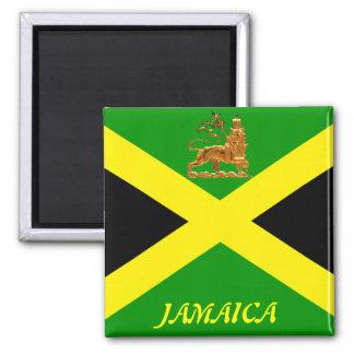 JAMAICA SQUARE MAGNET