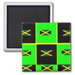 jamaica square magnets