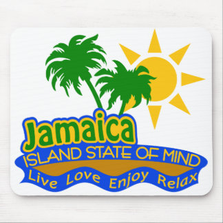 Jamaica State of Mind mousepad