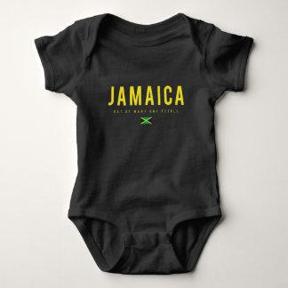 JAMAICA STRONG BABY SUIT BABY BODYSUIT