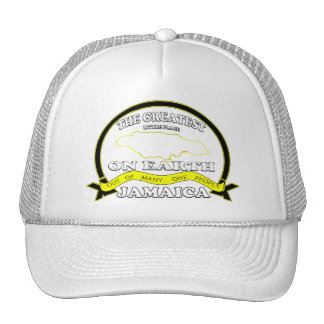 Jamaica the Greatest Little Place on Earth Hat