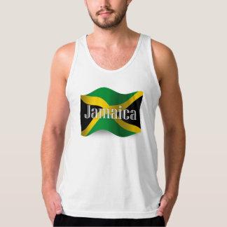 Jamaica Waving Flag Tank Top