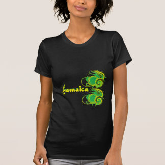Jamaica whirled tshirt