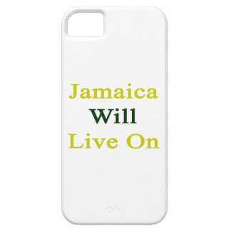 Jamaica Will Live On iPhone 5/5S Case