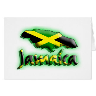 Jamaica with flag title card