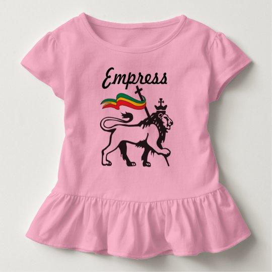 Jamaican Baby Clothes - Little Girl Dress: Empress