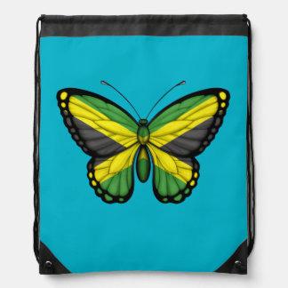 Jamaican Butterfly Flag Rucksack