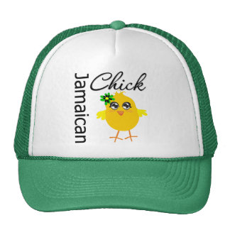 Jamaican Chick Hats