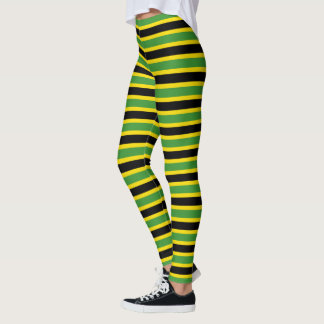 Jamaican Colours Leggings