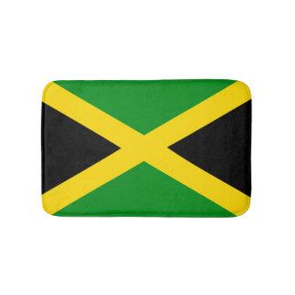 Jamaican Flag Bath Mats