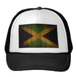 Jamaican flag. cap