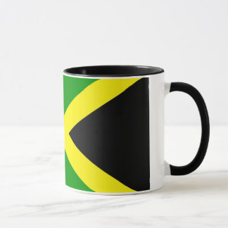 Jamaican Flag Coffee Mug