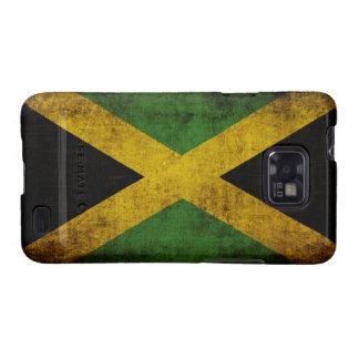Jamaican Flag Galaxy S2 Case