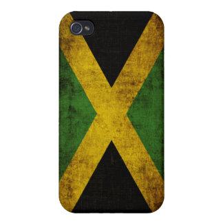 Jamaican Flag iPhone 4 Case