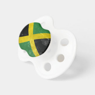 Jamaican Flag Pacifiers