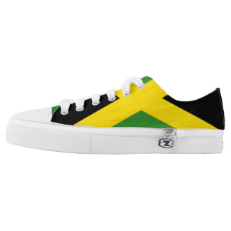 Womens jamaican flag shoes sneakers zazzle jamaican flag sneakers voltagebd Gallery