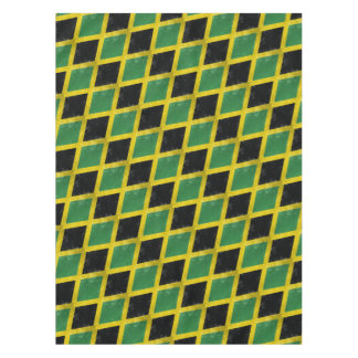 Jamaican Flag Tablecloth