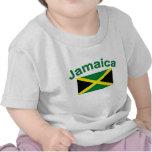 Jamaican Flag Tees