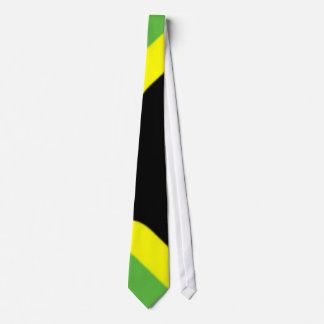 Jamaican Flag Tie