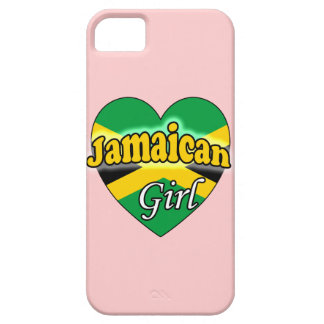 Jamaican Girl iPhone 5 Covers