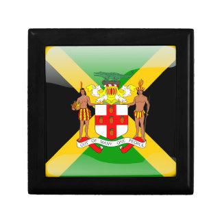 Jamaican glossy flag gift box