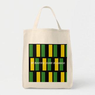 Jamaican Grocery Tote Bag