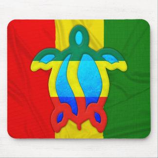 Jamaican Honu Mouse Pad