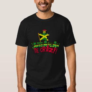 jamaican Me Crazy Tee Shirt