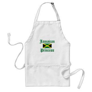 Jamaican Princess Standard Apron