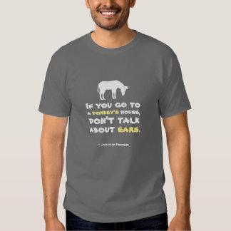 Jamaican Proverb T-shirt