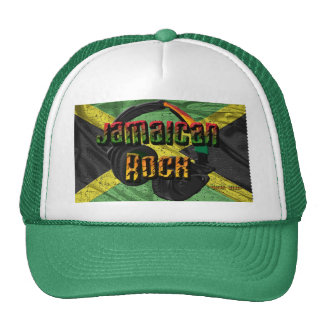 Jamaican Rock Flag Range Cap