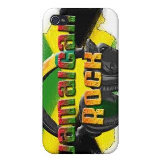 Jamaican Rock iPhone 4 Case
